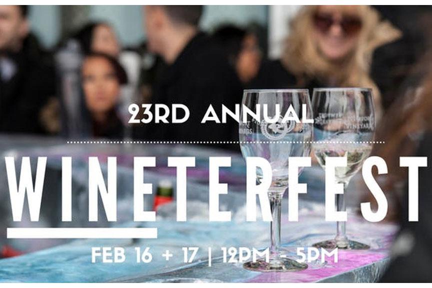 Don't Miss Newport WINEterfest Weekend 2019!